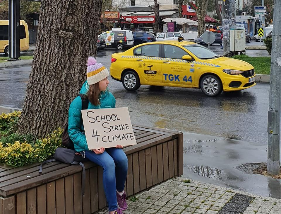 iklim grevi hafta 50